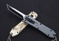 mini chaveiro de faca de bolso dobrável venda por atacado-5 cores mini faca de bolso Chaveiro de alumínio tático faca de defesa dobrável edc faca de acampamento faca de caça facas de presente de natal