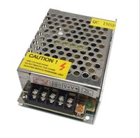rohs macht fall großhandel-12V 2A 24W 110V-220V Beleuchtungstransformator Qualitäts-LED-Fahrer für LED-Streifen-Spg.Versorgungsteil-Spg.Versorgungsteil Freies Verschiffen