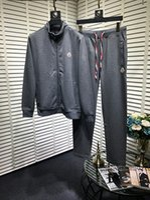 Wholesale Men Suit Design Embroidery - Fashion 2018 MOM Tracksuits Men Leisure Sport Suit Luxury Men's Sportswear Brand design Jogger Set Cool Sweatshirt free shipping