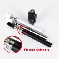 beste vape ladegerät großhandel-Beste Qualität Ecig Batterie 510 Thread Batterie Vape Batterien Automatic 350Mah Buttonless für Cell Oil Cartridge mit USB-Ladegerät