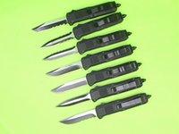 cuchillos de mariposa tácticos al por mayor-Butterfly C07 Auto Tactical Knife 7 Modelo de cuchillas EDC Pocket Knife Cuchillo de supervivencia para acampar al aire libre Enlace especial para Chris