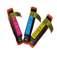 tinta de impresora de calidad al por mayor-3PK Compatible para Lexmark 150XL Impresora de inyección de tinta de alta calidad Fullfill Ink S315 S415 S515 Pro715 Pro915 Cartucho de tinta negra