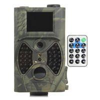 ingrosso telecamere di visione notturna di caccia-Telecamera da caccia per scouting Suntek HC300 HC-300A da esterno 12MP HD 940NM Telecamera da caccia a infrarossi per la visione notturna della fauna selvatica a infrarossi