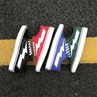 Wholesale Winter Casual Shoes For Women - HOT SALE 2018 New Revenge X storm Old Skool Mens Designer Sports Running Shoes for Men Sneakers Women Luxury Brand Casual Trainers