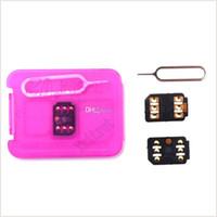 Wholesale Original v9 Rsim r sim RSIM12 unlock card for iPhone iPhone plus and i6 unlocked iOS G AUTO Unlocking G LTE US JP MQ50