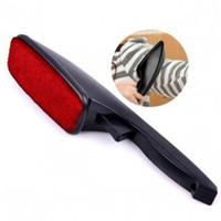 satılık saç fırçaları toptan satış-Sıcak Satış Sihirli Lint Toz Fırçası Pet Saç Çıkarıcı Giyim bez kuru Temizleme Döner Eğlenceli Tasarım Temizleme Araçları Ile 1 3cq Z