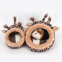ingrosso animali ratti-Morbido letto per cani da criceto a forma di cavia per criceti Mini animali topi per criceti, criceti, piccoli prodotti per animali domestici