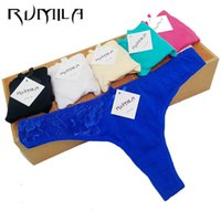 Wholesale Underwear For Prices - lady Lowest price New multi-color Sexy cozy comfortable Lace Briefs thongs women Underwear Lingerie for women 1pcs 87282