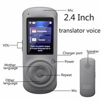 Wholesale Voice Translator Inch Russian Language multi language voice translator spanish english learn japanese