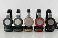 Wholesale headphones bluetooth radio - New Stereo TF Radio Multifunction Bluetooth Headset Wireless Folding Headphones Sports Factory Outlet
