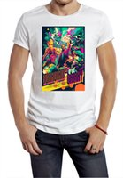 guardiões filme galáxia venda por atacado-guardians tshirt galaxy movie poster retro classic inspirado
