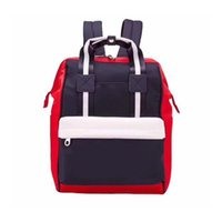 Wholesale men bag for sale - Group buy Fashion Designer Backpack with Letters Printed Brand School Bags Zipper Shoulder Bag For Women Preppy Style Men Luxury Backpacks