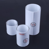 Wholesale protective roll resale online - 3 Roll Set Bicycle Protective Film Waterproof Polyurethane Polymer Anti Scratch Clear MTB Road Bike Frame Protective Sticker