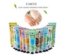 Wholesale wholesale mini lotions - Hand Cream Mini Cute Hand Lotions Nourishing Hand Feet Care Cream for Men Womem Whitening Moisturizing