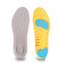 Wholesale free shoes foams for sale - Group buy 100pairs Hot Sale PU Insole Cushioning Inserts Memory Foam Sports Insoles Athletic Shoe Pads