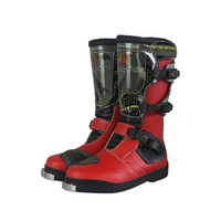 Wholesale man riding boots - Riding tribe motorcycle boots 2018 new design waterproff profesional non-slip knee-high motocross race botas motocicleta B1007