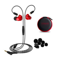 Wholesale x9 phone for sale – best original Moxpad X9 mm In ear Headset Dual Dynamic Driver Music Hifi Bass Headphones Sport Earphones with Mic For Smart Phones With Box