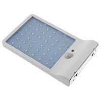 lumières de balcon d'énergie solaire achat en gros de-Détecteur de mouvement imperméable à l'eau de lumière solaire extérieure de 36 LED PIR pour la sécurité de jardin / voie / balcon / cour LEG_22S