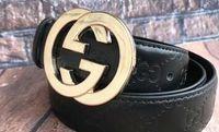 Wholesale a2 leather - 2018 new wholesale belts luxury belts for men big buckle belt top fashion mens leather belts G A2