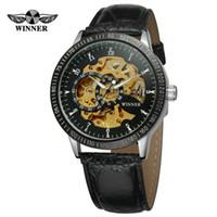 korea assistir novo venda por atacado-Nova moda, criatividade de alta qualidade Japão e Coréia tendência movimento relógio mecânico comercial automático relógio mecânico SLZg02