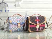 магазин для мобильных телефонов оптовых-Женщины мода ПУ печати письма небольшой квадратный мешок женский пр личности тенденция сумка бренд мобильный сумка