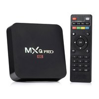 Discount sony 4k - MXQ Pro 4K Android 7.1 TV Box Amlogic S905W RK3229 Streaming Media Player support WiFi 3D Free Movies.Google Media Player
