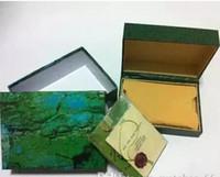наручные часы оптовых-Бесплатная доставка Часы Деревянные Коробки Подарочные Коробки зеленые Деревянные Часы Коробка кожаные Часы КоробкиБесплатная доставка Часы Деревянные Коробки Подарочные Коробки зеленый Woode