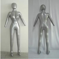aufblasbare mannequin weiblich großhandel-Heißer verkauf !! Neue Art-modernes weibliches aufblasbares Mannequin-Ganzkörper-weibliches aufblasbares Modell hergestellt in China
