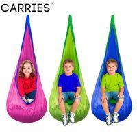 ingrosso pod mobile-ARRIES Baby Children Indoor Pod Altalena Altalena Appeso Letto Mobili da giardino Kids Hanging Chair Camping