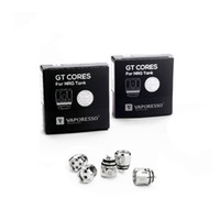 Wholesale replacement tanks - Vaporesso GT Series Cores NRG Coil Head GT2 GT4 GT6 GT8 0.15ohm Replacement Coils for REVENGER Kit and NRG Tank