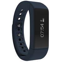 ingrosso sport pedometro senza fili-2018 Bluetooth Smart Sports Bracciale Wireless Fitness Pedometro Activity Tracker con passi Counter Monitoraggio del sonno calorie traccia