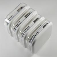 con scatola di cristallo AAAA + Auricolare originale di qualità in ear Auricolari  con microfono a distanza per iP 4s 5 5s 6 6S plus 2ff10a26d79a