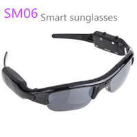 Wholesale remote telephone - Smart Glasses Sports Stereo Wireless Bluetooth 4.0 Headset Telephone Polarized Driving Sunglasses mp3 Riding Eyes Glasses