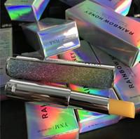 Wholesale korea lipstick resale online - Korea YNM Brand Rainbow Honey Lip Balm You Need Me Long Lasting Color Change Lipstick Pink Shiny Elegant Cream Moisturizer Makeup Lip Balm