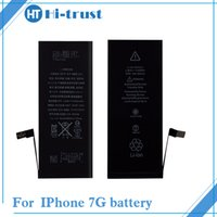 Wholesale Battery For iphone Battery v mAh Built in Internal Li ion Replacement Battery With Free UPS Shipping
