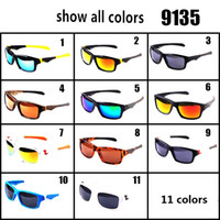 Wholesale sports spectacles Bicycle Glass colors big sunglasses sports cycling sunglasses fashion dazzle colour mirrors