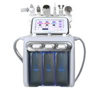 equipo de belleza máquina de microdermabrasión al por mayor-DHL LIBRE / multifuncional piel ultrasónica microdermabrasión piel scrubber equipo de belleza cristal microdermabrasión máquina