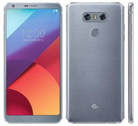 Wholesale cameras lg resale online - Original LG G6 Smartphones H870 H871 H873 VS988 inch GB RAM GB ROM Snapdragon Dual MP Camera LTE refurbished Phone