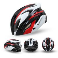 kask büyüklüğü s toptan satış-Ultralight Bisiklet Kask Superlight Yol Bisikleti Bisiklet Kask Nefes MTB Dağ s Ciclismo 5 renkler M L Boyutu 220g