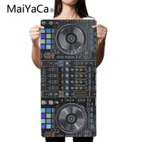 Wholesale hand mouse pads online - MaiYaCa DJ hand drive Speed Pad to Mouse Notbook Computer Mousepad High end Gaming Mouse Pad Gamer to Popular Laptop Mat