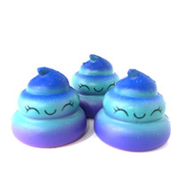 Wholesale toy shit - New 7cm Exquisite Funny Crazy Scented Squishy Charm Antistress Slow Rising Simulation Shit Dung Slime Toys