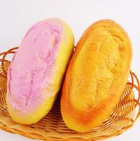 pasta sütü toptan satış-Jumbo Hindistan Cevizi Sütü Ekmek Squishy Simülasyon Ekmek Kek Sıkmak Yavaş Yükselen Dekompresyon Oyuncaklar Telefon Takılar Yenilik Öğeleri OOA5065