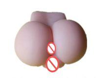 ingrosso giocattolo maschio masturbarsi-2018 all'ingrosso Maschio masturbarsi giocattolo, strumento di masturbazione 100% silicone artificiale figa della vagina grande culo, bambola del sesso adulto del silicone, prodotti del sesso