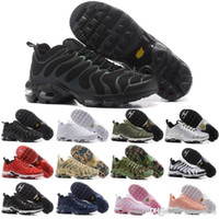 2018 Venta al por mayor de alta calidad del arco iris completo negro más  blanco TN hombres Run deporte calzado zapatillas zapatillas de deporte  tamaño 36 ... 4cb966ff0f2fa