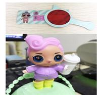 Doll American PVC Kawaii Children Toys Anime Action Figures Realistic Reborn Dolls Free Shipment