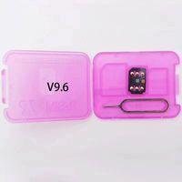 Wholesale Perfect Card - R sim 12 rsim12 rsim sim12 sprint AU softbank ios 11.1 ios11 ios 10.x ICCID perfect Unlocking for iPhoneX,8,8PLUS 7,7plus 4G