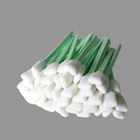 Wholesale solvent cleaning swabs resale online - Sponge sticks swabs for Epson printhead cleaning Roland Mimaki Mutoh Large Format Solvent Foam Tipped Cleaning Swab