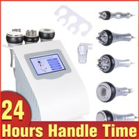 Wholesale Vacuum Lift - Pro 40K Cavitation Ultrasonic Cellulite Removal RF Skin Lifting Radio Frequency Multipolar Vacuum Body Slimming Machine