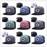 Wholesale good snapbacks - Free Shipping Good Selling New conveser cap Adjustable hat Snapback Caps Men&Women sports hats Snapbacks Men Snapbacks Cheap