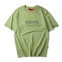 Wholesale tall white t shirts - Brand New Clothing Mens T shirt Hip Hop Tops Tee Tshirts For Men Summer Men Tall T-shirt